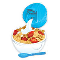 deluxe cereal bowl