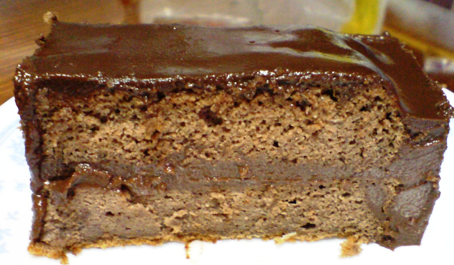 """Chocolate Butter Cake Recipe Joy Of Baking: Joy Of Baking : """"My Soul Will Be Satisified...with Singing"""