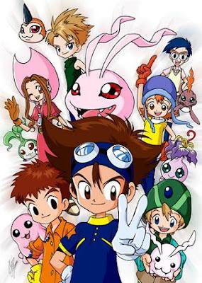 Digimon, Todas As Temporadas !! Digimon