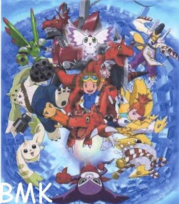 Digimon, Todas As Temporadas !! Dgmntamers
