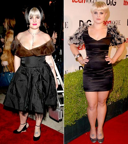 Desperately Seeking the Skinny Me: Inspiration/Motivation: Kelly Osbourne