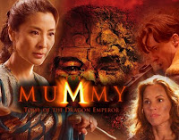 Posters of  The Mummy - Tomb of the Dragon WarriorThe Mummy Tomb Of The Dragon Emperor Three Headed Dragon