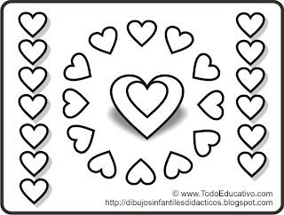 Lminas y Dibujos Didcticos gratis con dibujos para colorear y