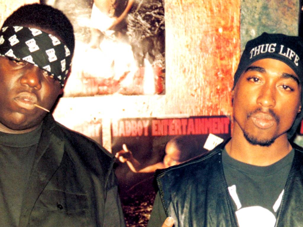 Tupac And Biggie Smalls