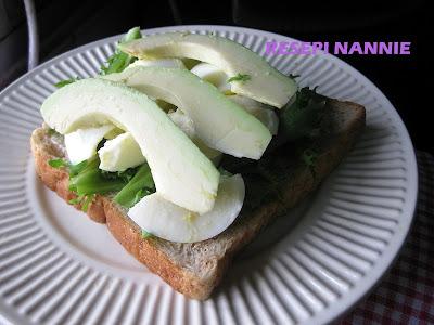 Cara Membuat Sandwich Spesial Nikmat Sederhana