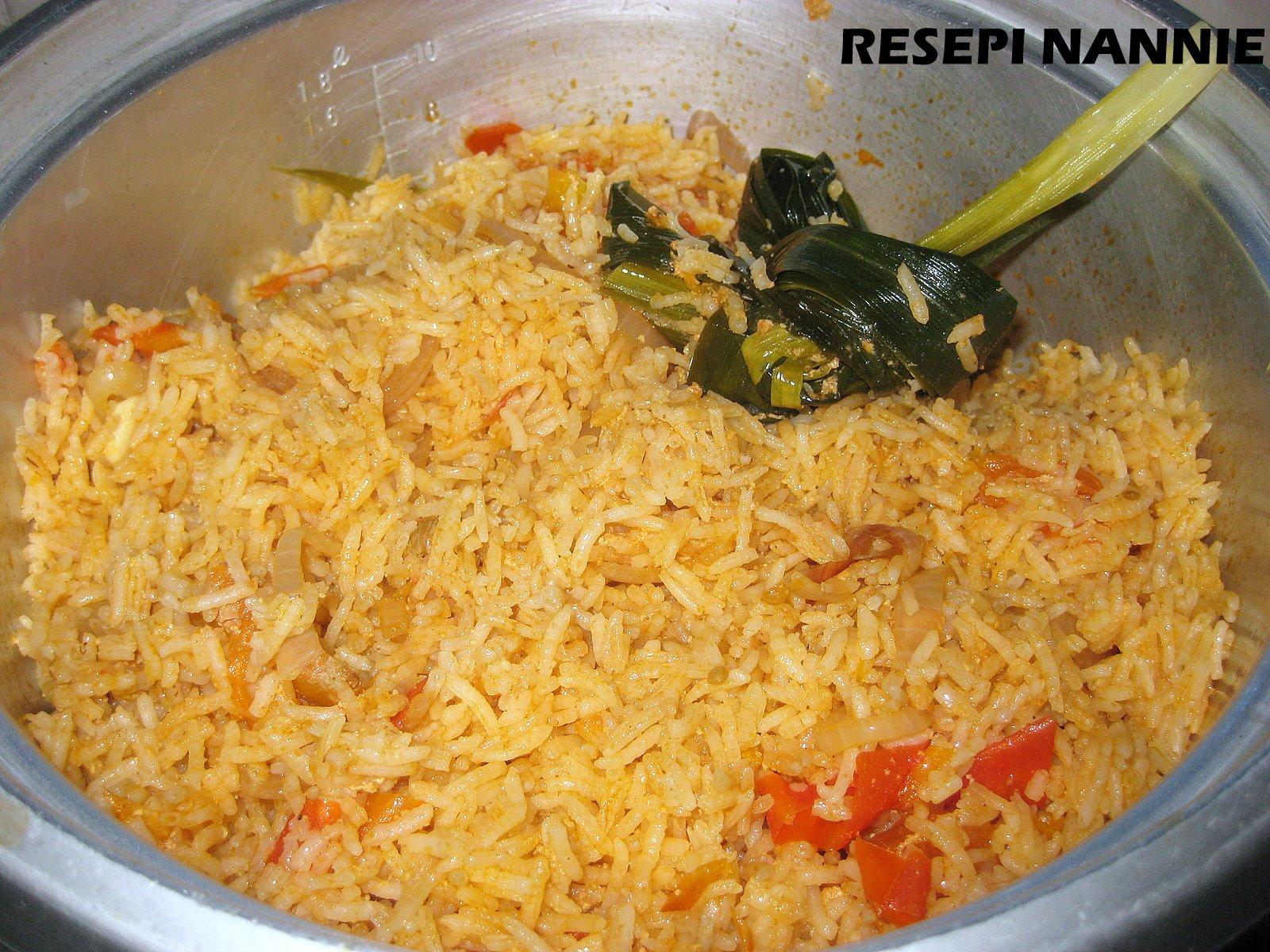 resepi nasi tomato guna susu cair  quotes Resepi Nasi Briyani Ayam Azie Kitchen Enak dan Mudah