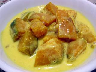 Image result for masak lemak labu