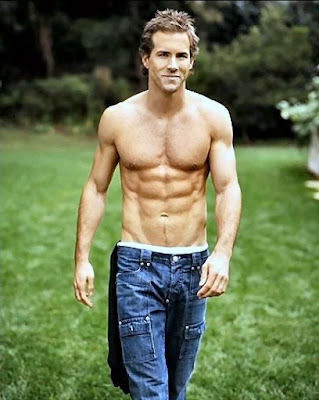 Ryan Reynolds Shirt  on He S Getting This Month S Honour Say Hello To Mr Ryan Reynolds