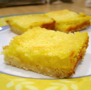 since i love lemon you might think that i love lemon bars ...