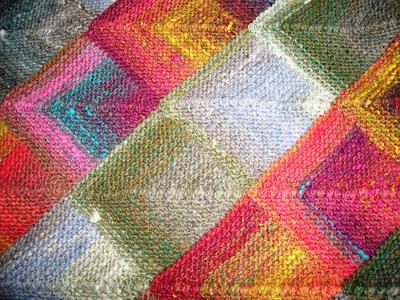 Knitting Pattern Central Blankets : KNITTING PATTERNS FOR A PATCHWORK BLANKET   KNITTING PATTERN