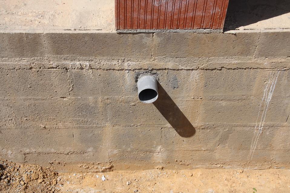 autoconstruction de notre maison a ration vide sanitaire. Black Bedroom Furniture Sets. Home Design Ideas