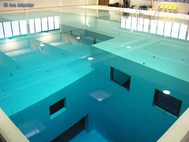 All about swimming pools and spa nemo 33 deepest - How deep is the average swimming pool ...