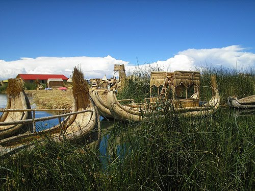 The Floating Islands of Lake Titicaca 6
