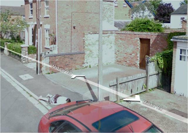 Dead 's Corpse on Google Maps ~ Kuriositas Google Map Dead on google street view zombie, google dead body, google earth dead, google zombie map, google earth street view funny, android dead, google street dead, google the dead gentleman, map of walking dead,