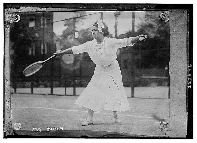 Sportswomen of the Past - A Homage with Vintage Pictures
