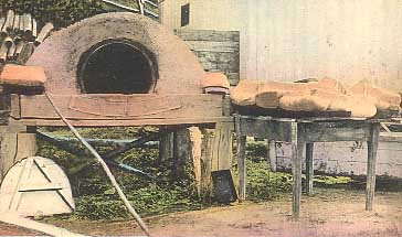 The bread ovens of Quebec