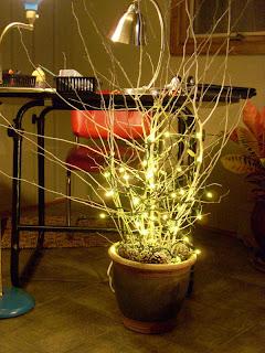 Hoe alternatieve kerstboom maken  Hobbyblogonl