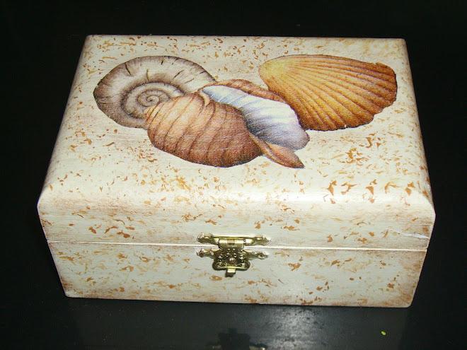 Caixa das Conchas