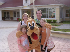 Family time with Pluto!