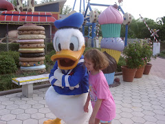 Ashleigh meets the Donald