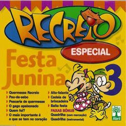 cd recreio especial festa junina 2