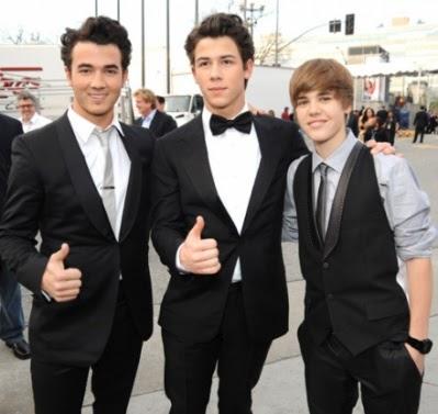 Super blog jonas brothers nick jonas d conselhos para - Jonas brothers blogspot ...