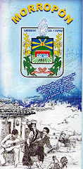 MORROPON, folleto publicado en el 2007.