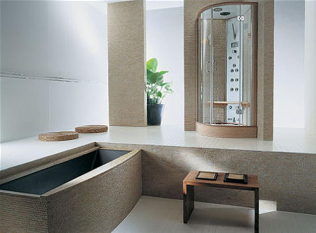 Futuristic Luxurious Bathrooms: Bathroom Design: Futuristic Bathroom Ideas With Simple