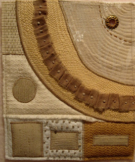 Art+Quilt: Quilter Beth – actual texture   Lyric Art
