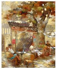 Café de France (60x73)