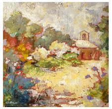 Petite chapelle (50x50) - vendu