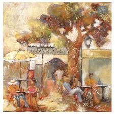 Café des Arts (60x60)