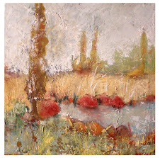 Paysage                                     (40x40)  -  300 €