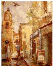 St Tropez 3 (73x60)  -  700 €