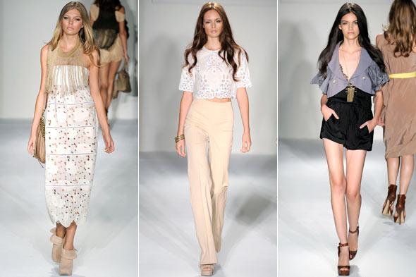Fashion Beauty Glamour: BeBe Ss 2011