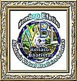 Brasão da Academia Virtual Brasileira de Letras