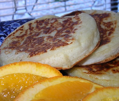 recipe: crumpets pikelets [36]