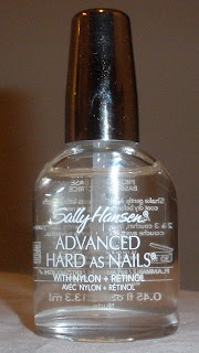 Sally Hansen Gloss.