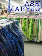 ASK MARY JO