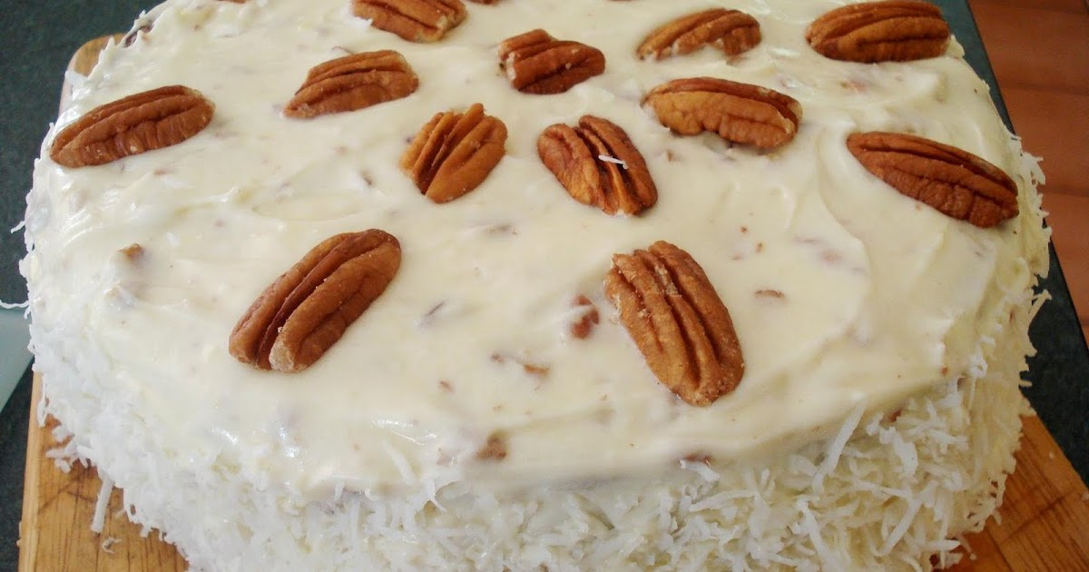 Hummingbird Cake Recipe Joy Of Baking: Hungry Kittens: Hummingbird Cake