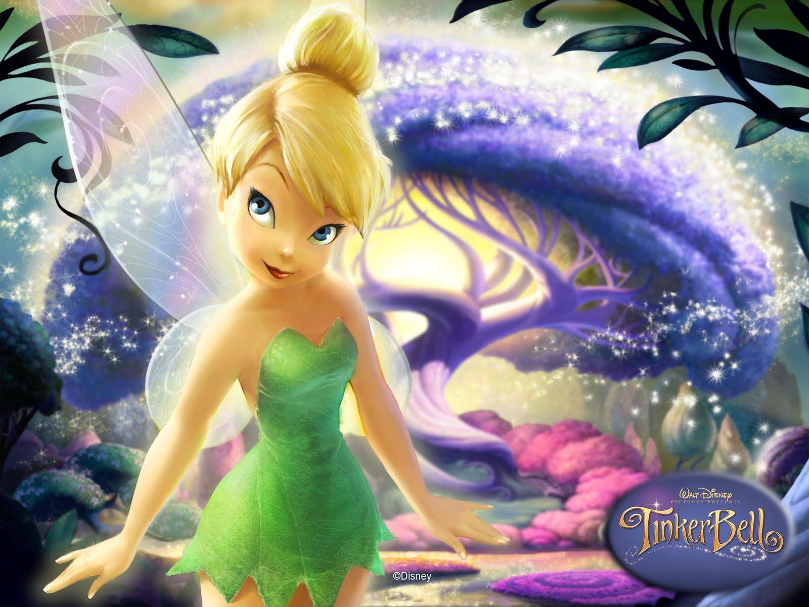 Coleção Tinker Bell - Torrent Download Blu-ray 720p-1080p Dublado (2012)