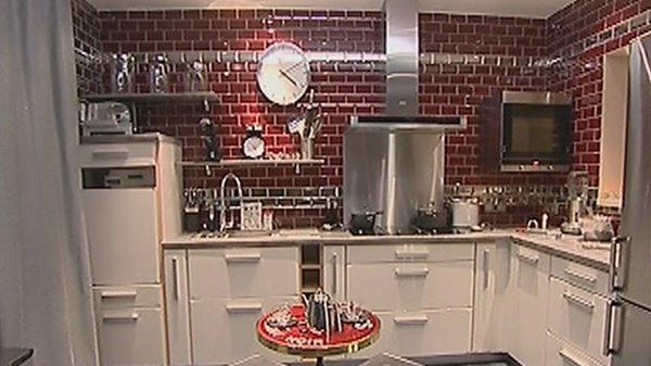 Le m tro dans votre cuisine la parisienne du nord - Faience metro parisien ...