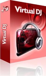 Virtual DJ 5.0 PRO - Brinque de DJ Box