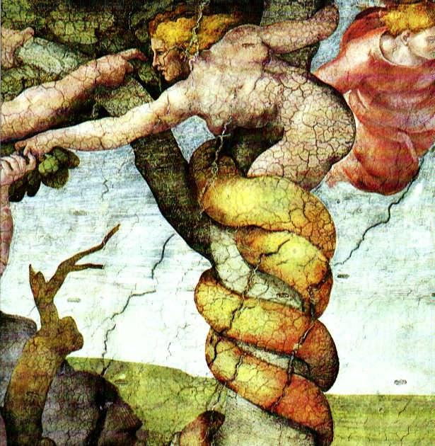"""Image result for """"La serpiente era como un hombre en muchos sentidos"""