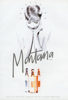 Perfume Shrine: Montana Suggestion trio: Eau d'Argent, Eau
