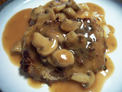 Country Fried Steaks with Mushroom Gravy
