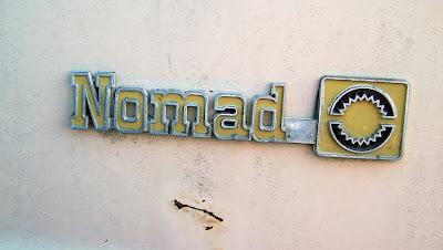 Chevy Nomad Van