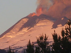 Erupcion del Llaima