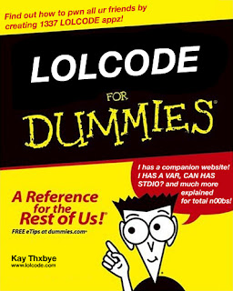 LOLCODE for Dummies, on Flickr
