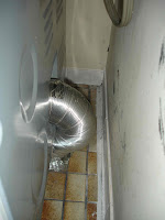 semi-rigid metal dryer duct